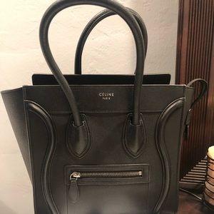 Celine Micro Luggage Bag